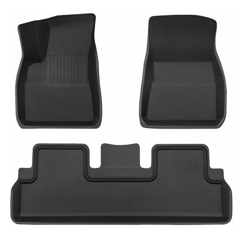 Waterproof Non Skid 3D Custom Car Floor Mats Wholesale Featured Image