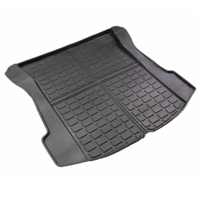 TPO TPE Rubber Trunk Mat Waterproof Anti Slip Cushion Featured Image