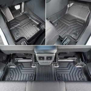 TPE Personalized 3d All Weather Floor Mats For Cars For Suzuki Jimny