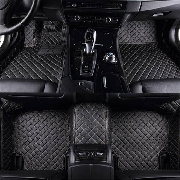 Wearproof 5D 7D Mats For Cars PVC Car Floor Mats Featured Image