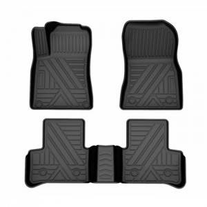 Anti Slip Waterproof Easy To Clean Car Foot Mat Universal 3d Car Mats Swift