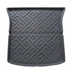 All Weather Waterproof Non Skid TPR Luxury Trunk Mats