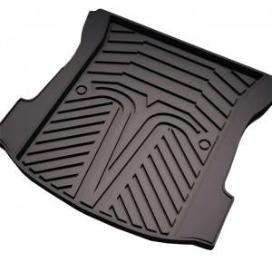 TPO TPE Material Car Trunk Mats Rubber Protection Cushion