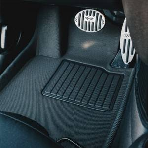Wearproof Non Skid TPR XPE 3d Car Floor Mats All Weather Foot Mat