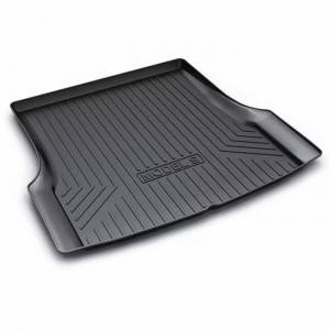 Waterproof All Round Car Trunk Mats All Weather Boot Liner Cargo