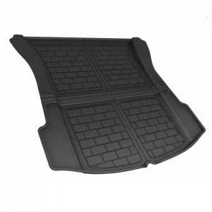 Luxury Custom 3D TPR Material Anti Slip Trunk Mat Waterproof