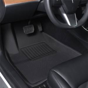 Waterproof Odorless 3D 5D TPR Suv Floor Mats All Weather