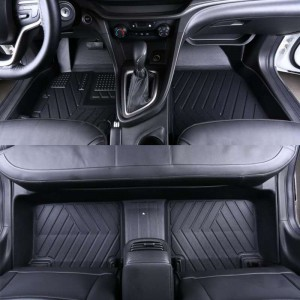 All Weather 5d Car Mats Universal Custom Car Floor Mats