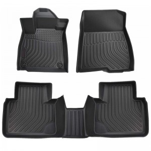 Luxury Car Floor Mats Custom Foot Mat TPE Swift Car Mats Wholesale