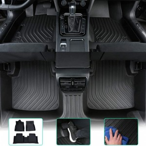 Waterproof TPE TPO Custom Fit Floor Mats For Cars For Toyota RAV4