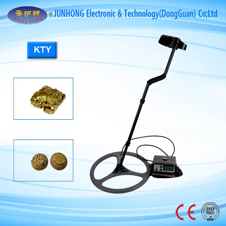 OEM/ODM Manufacturer Ce Approved Infrared Ear Thermometerer - Undisturbed Searching Underground Metal Detector – Junhong