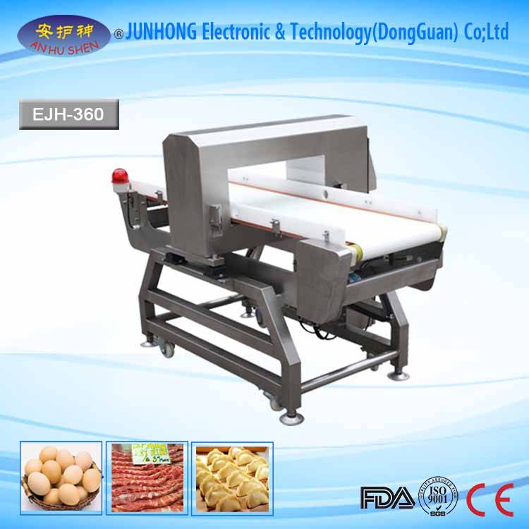 Well-designed X Ray Baggage Machine - Snacks processing metal detector – Junhong