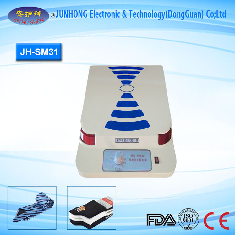 Renewable Design for Checkweigher For Food Industry - Best Performance Table Needle Detector – Junhong
