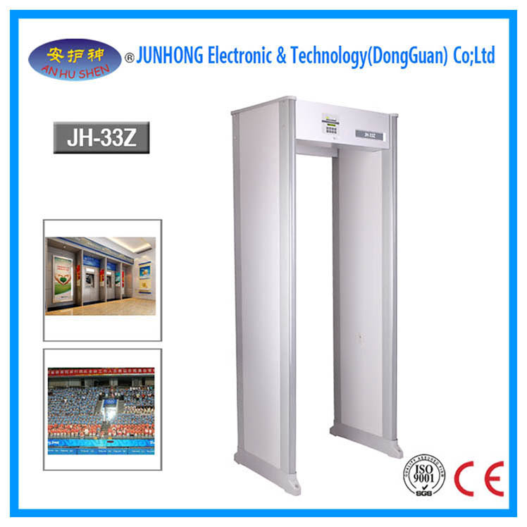 Super Lowest Price Airport And Station Use X Ray Machine - Reasonable Price Security Body Gate – Junhong