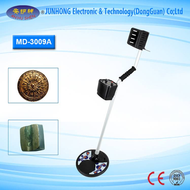 OEM China Security Metal Detectors Shenzhen - High Quality Jewelry Detector For Ground Searching – Junhong