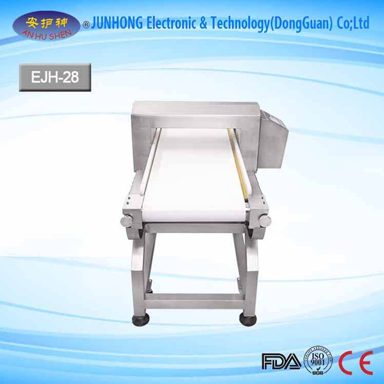Cheapest Price Food Industry Metal Detector - LCD Display Conveyor Metal Detector for Foil – Junhong