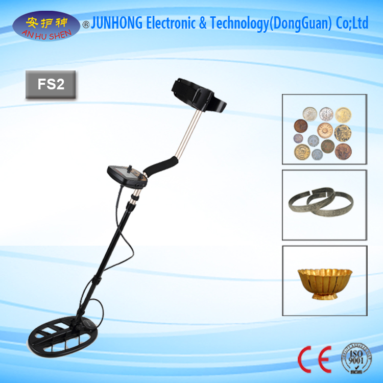 OEM manufacturer Christmas Special Effects Laser Lights - Hand Held Gold And Silver Metal Detector – Junhong