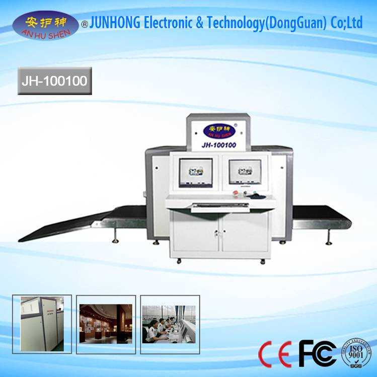 Manufactur standard Computer Radiography Systems - Airport X Ray Luggage Scanner High Quality – Junhong