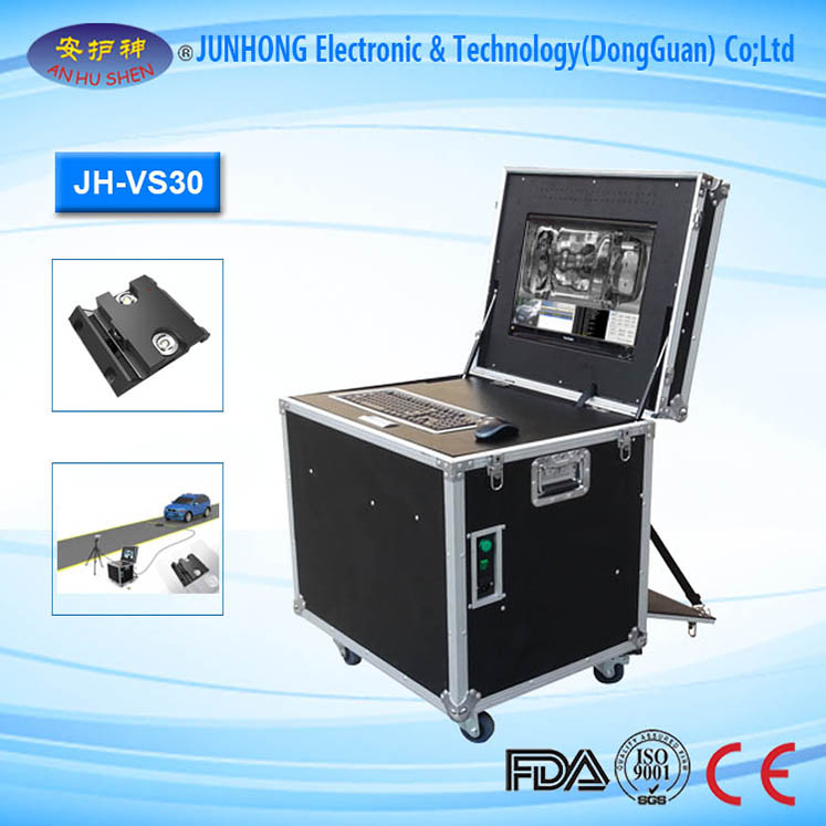 Discount wholesale Refrigerant Scale - IP68 Standard Under Vehicle Inspection System – Junhong
