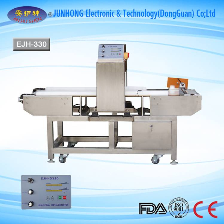 Metal Detector Machine Fa Plastic Inspection