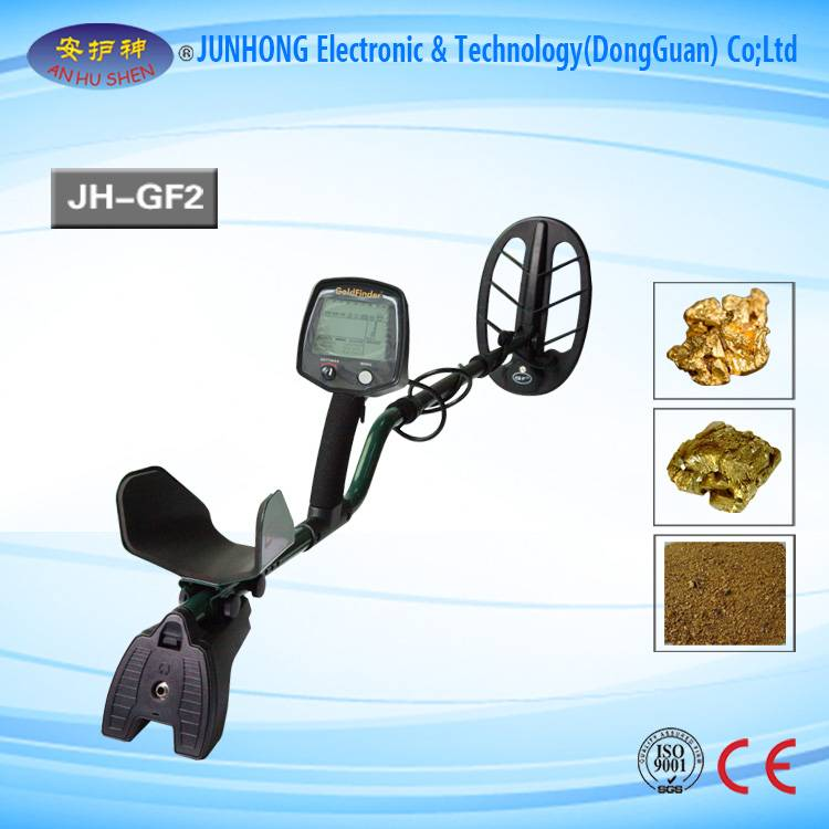 Factory source Low Temperature Digital Thermometer - Gold Metal Detector for Small Scale Gold Mine – Junhong