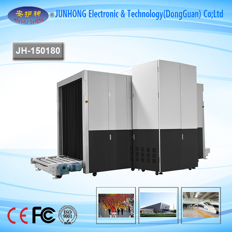 China Supplier x ray scanner machine for food - Strong Penetration Conveyor Speed X-Ray Luggage Scanner – Junhong