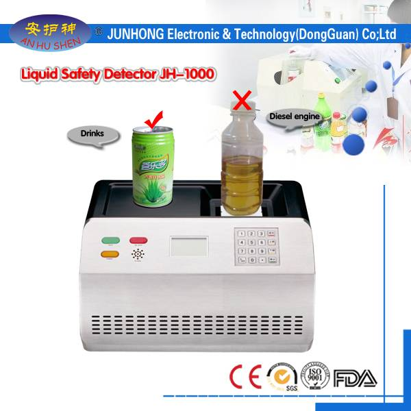 Detector Liquid Wide Detecting Range