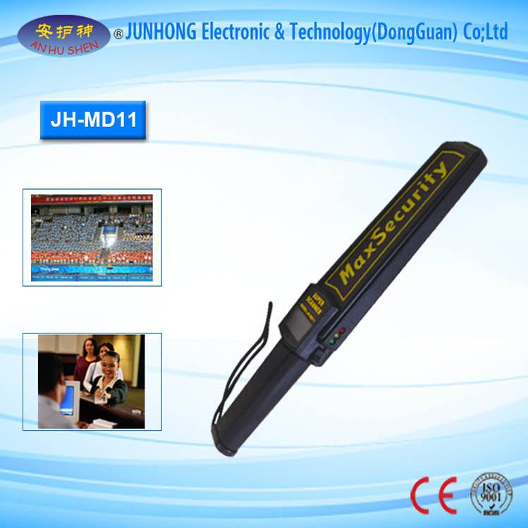 Handheld Super Scanner With LCD Screen