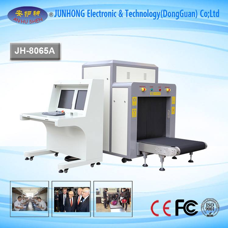 X Ray Scanner Equipment For Suitcase Inspection