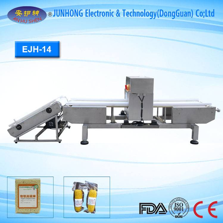 Good Wholesale Vendors Oxygen Bomb Calorific Value Detector - Digital Dry Food Industrial Metal Detector – Junhong