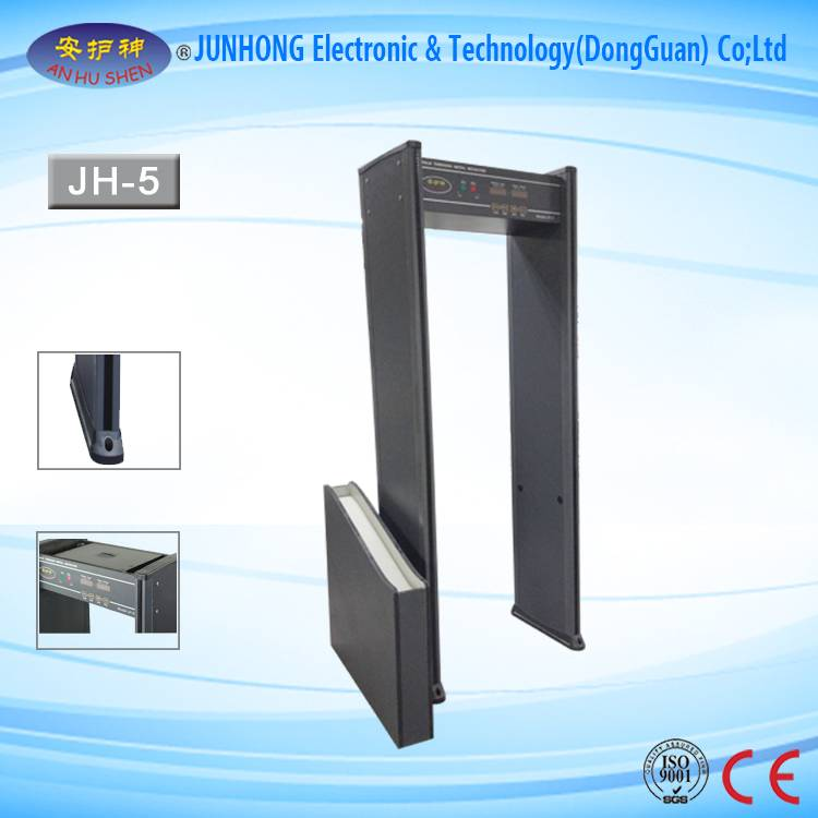 Top Suppliers 5030 X Ray Baggage Scanner - New And High Sensitive Walk Through Metal Detector – Junhong