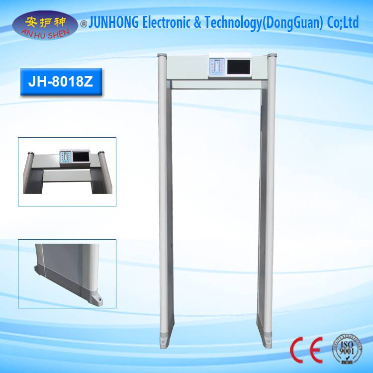 Hot New Products Walk Through Metal Detector - Security Metal Detector For Guns And Weapons – Junhong
