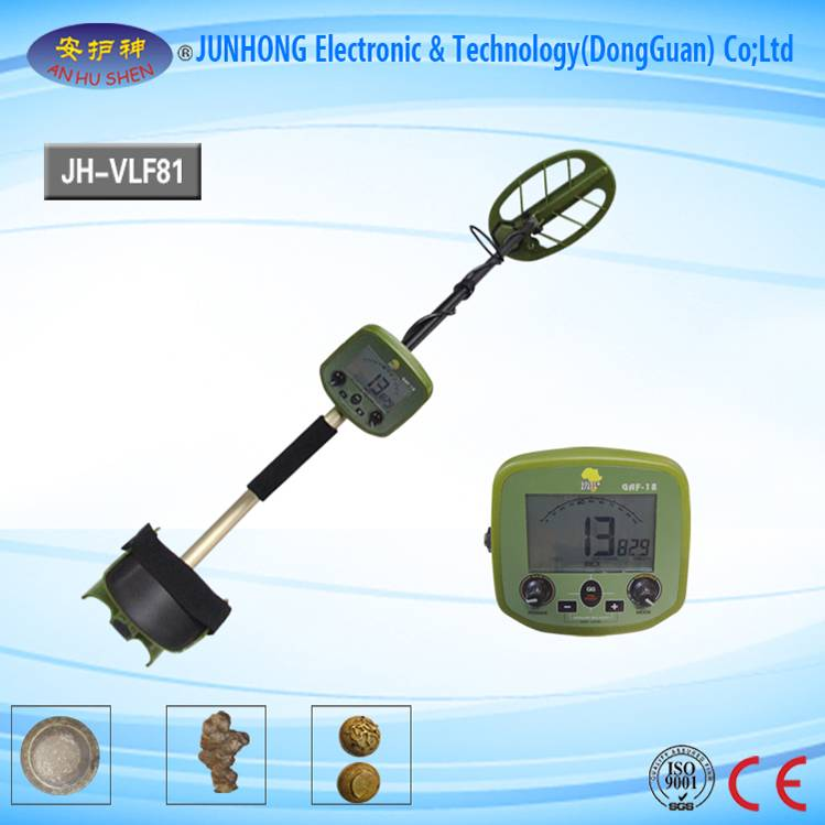 OEM/ODM Factory 24 Zones Walk Through Metal Detector - High Depth Ground Metal Detector Machine – Junhong
