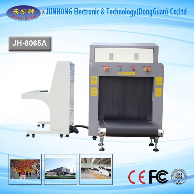 Factory Promotional Portable X Ray - Popular x-ray Luggage scanner – Junhong