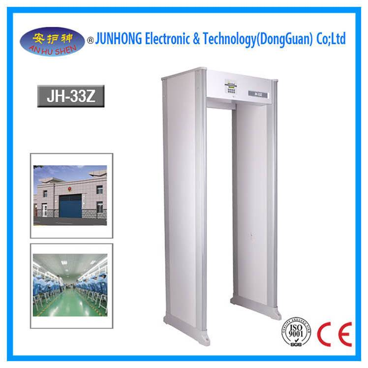 OEM/ODM China Metal Detecting Gfx7000 - Good Quality Security Body Scanner Door – Junhong