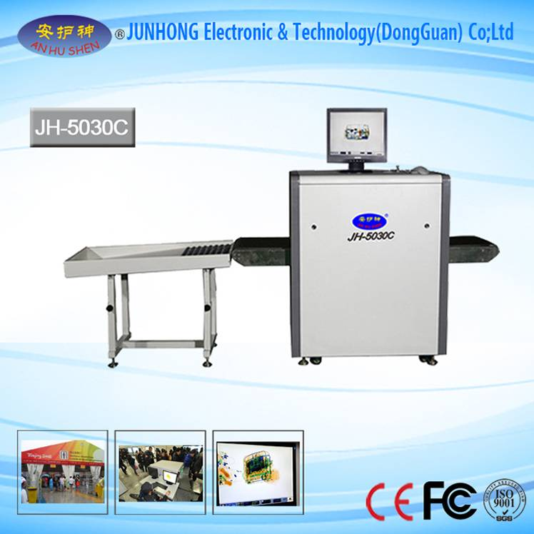 Intelligent Color Images X-Ray Luggage Scanner For Airport