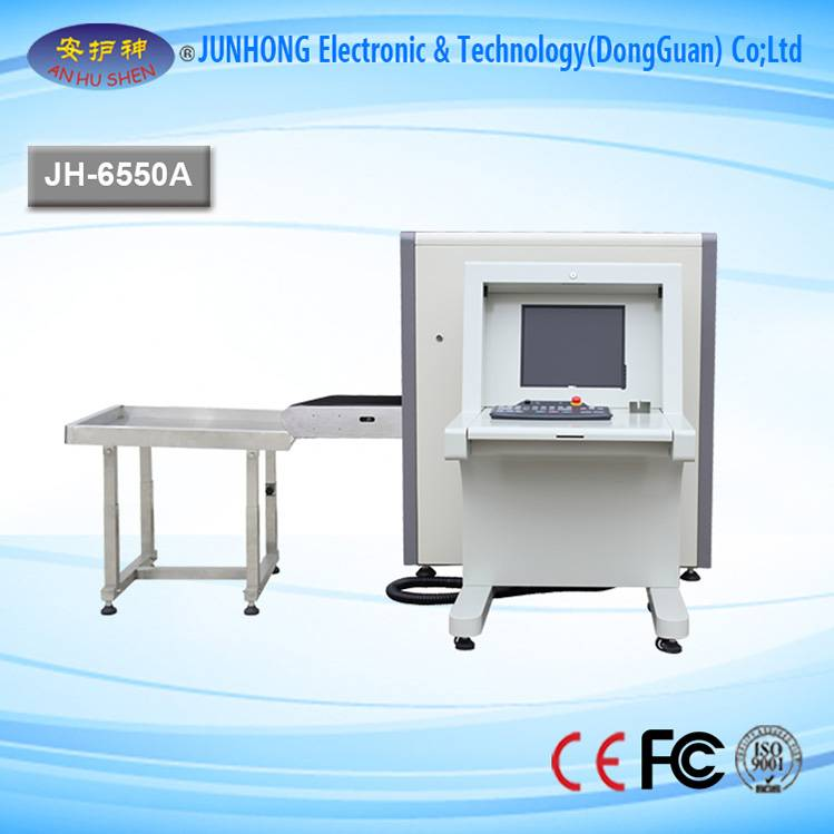 OEM Factory for Handheld Range Finder Module - X Ray Cargo Inspection System At6550 – Junhong