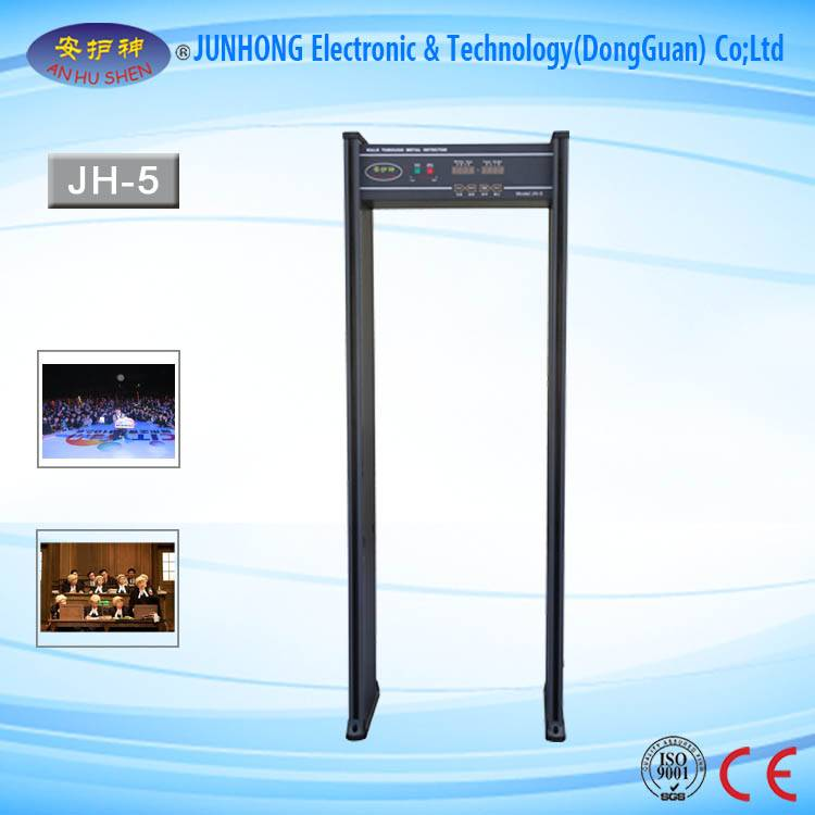Good quality Intra Oral Scanner - Security Walk Through Metal Detectors For Airport – Junhong