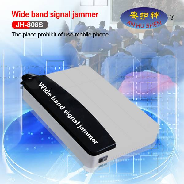 New Powerful Mobile phone Signal Jammer