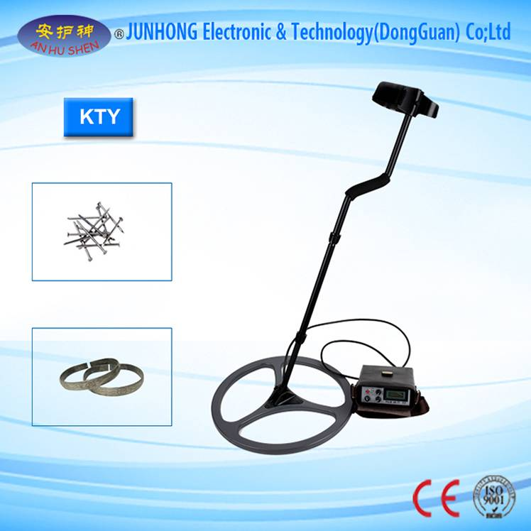 Reliable Supplier Under Vehicle Checkingcamera - Gold Locator Machine For Deep Targets – Junhong