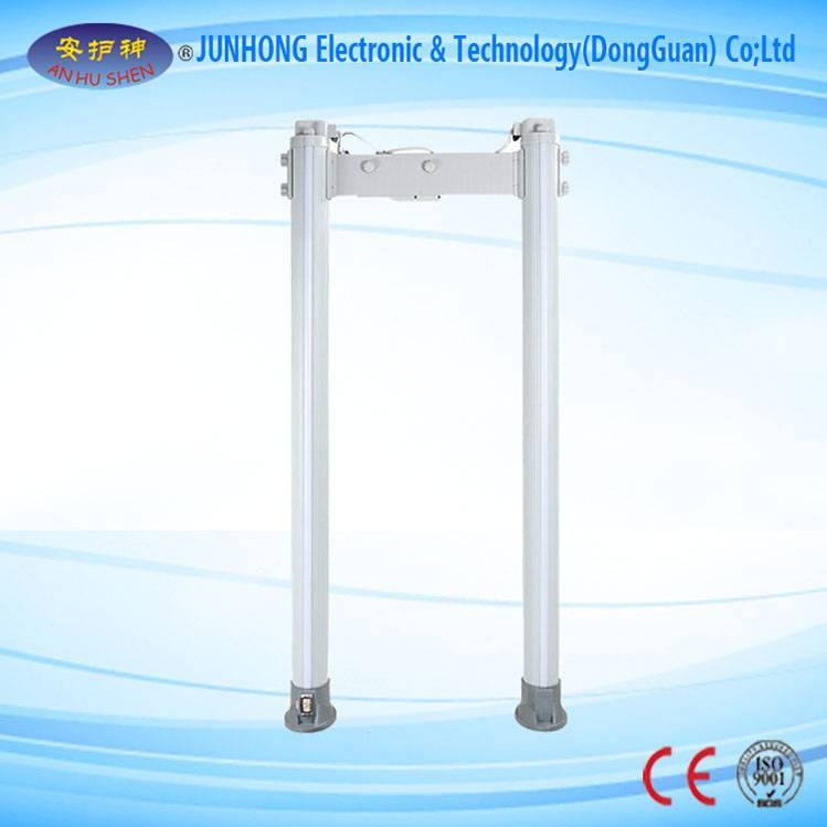Factory best selling Cube360 Sportscam - Professional Detection Walkthrough Metal Detector – Junhong