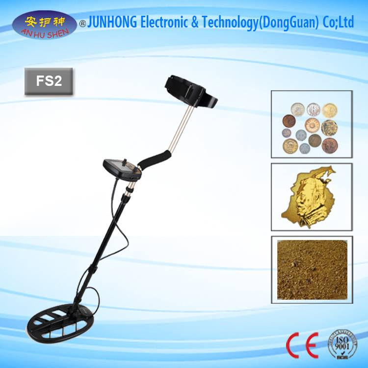 China Manufacturer for Terahertz Scanner - Underground Search Metal Detector – Junhong