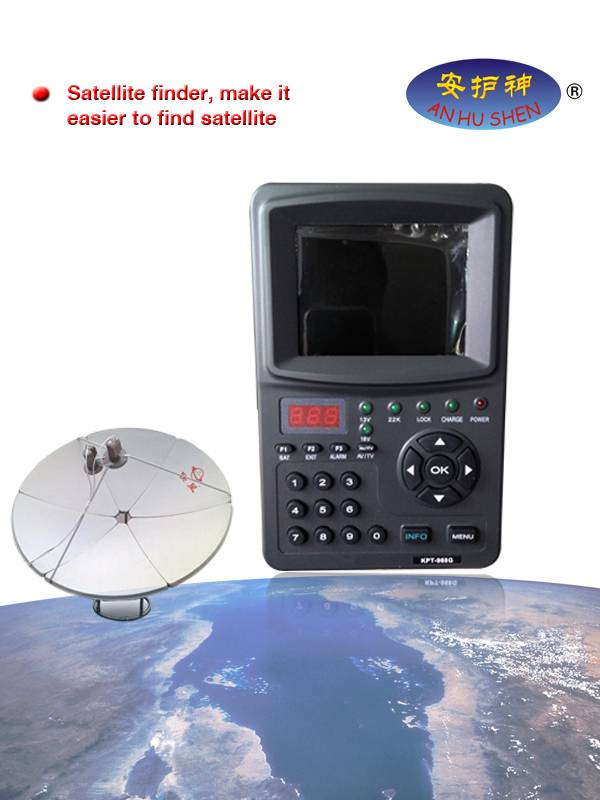 2017 Varma Vendo Mini Satellite Signalo Finder