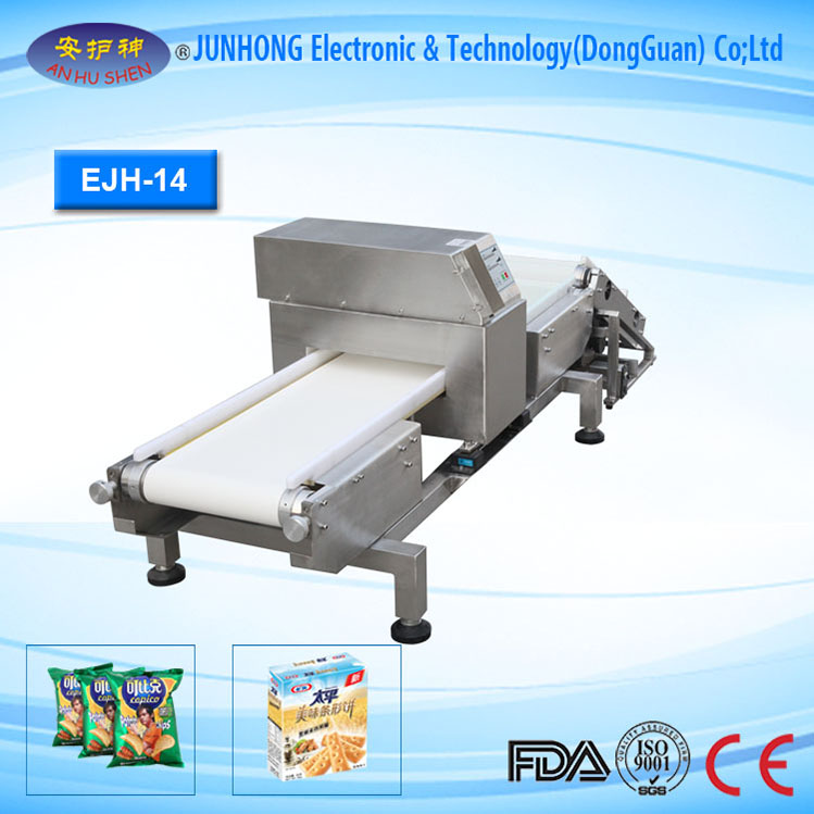 Factory Price Auto Check Weigher - Anti-Erosion Metal Detector for Foil Products – Junhong