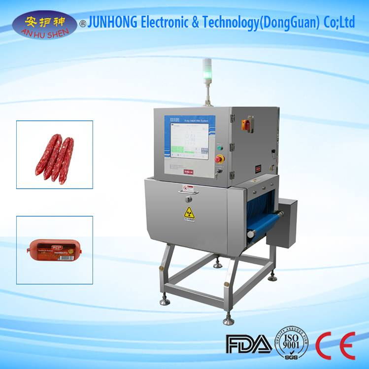 One of Hottest for Hand Needle Metal Detector - X-ray Inspection machine for bulkload Products – Junhong