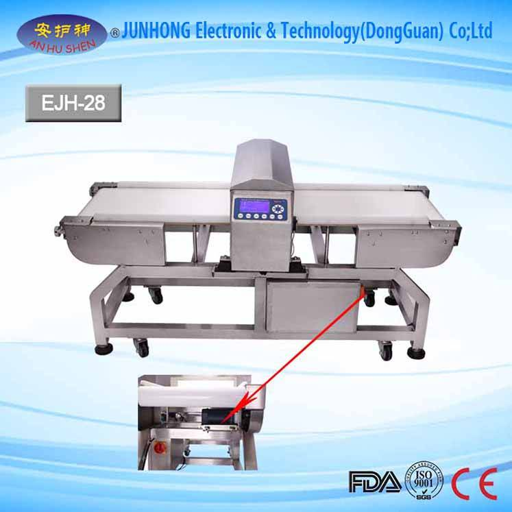 Good Packaging Metal Detector Food For