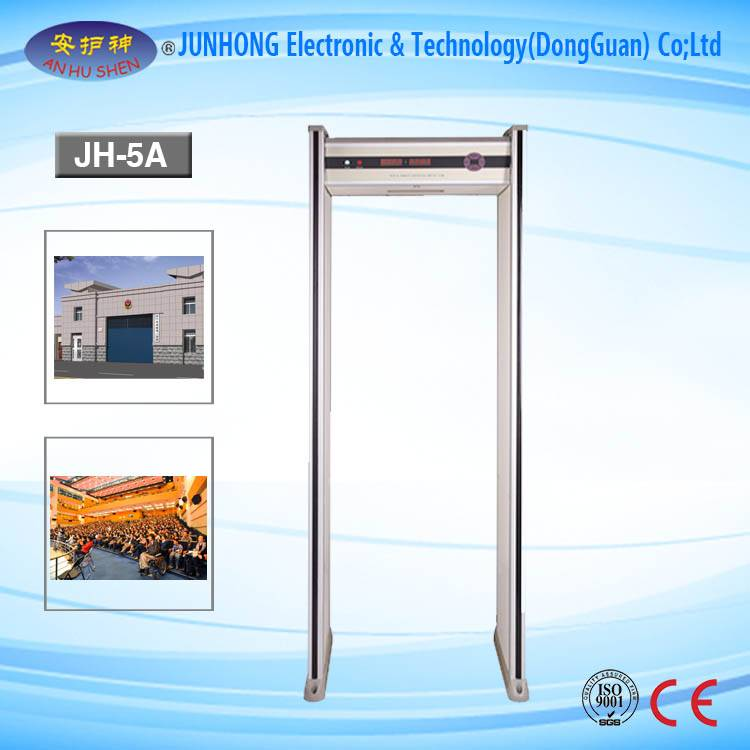 Factory Free sample Body Scanner Gc1001 - Walk Through Metal Detector Suppliers – Junhong