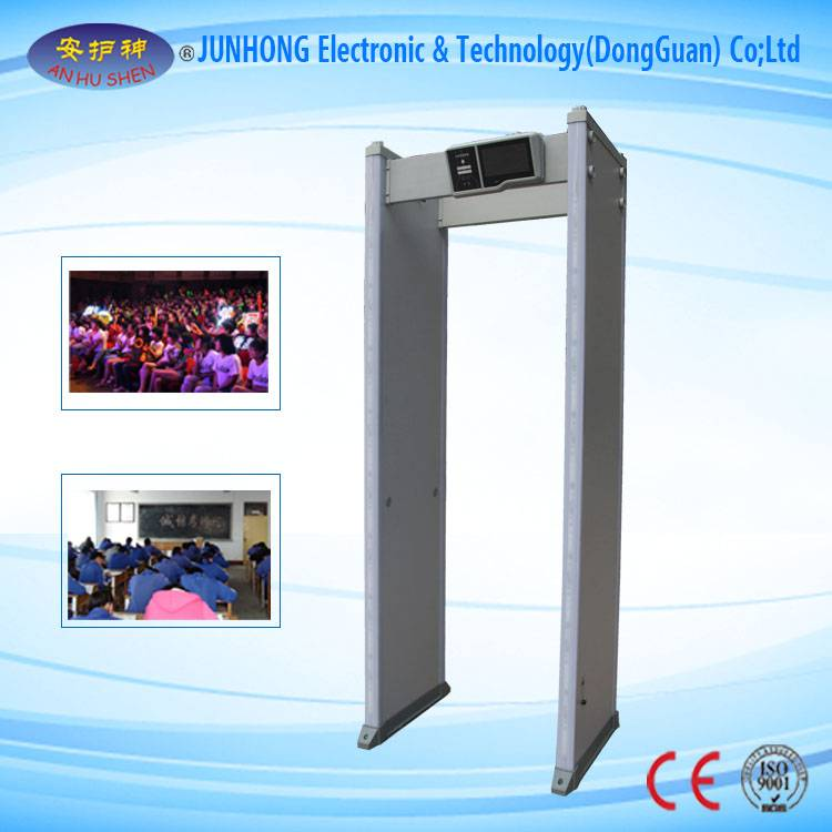 Factory made hot-sale Dental X-ray Equipment - New Walk-Through Security Detector with Touch Screen – Junhong