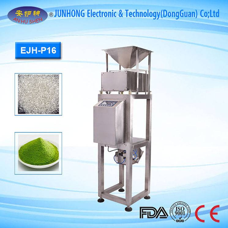 Widely Used Powder Metal Detector with High-Tech