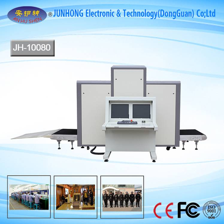 Leading Manufacturer for Panoramic Dental X Ray Machine - Middle Tunnel Size X Ray Luggage Scanner – Junhong